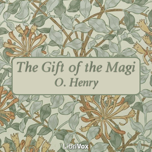 Librivox Recording of The Gift of the Magi Art Cover design by Janette  Brown. This design is in the public domain.